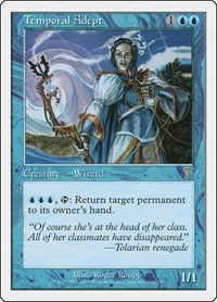 Temporal Adept, Magic: The Gathering, 7th Edition