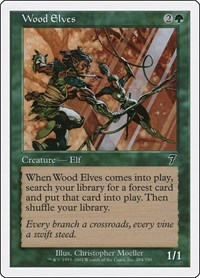 Wood Elves (Foil)