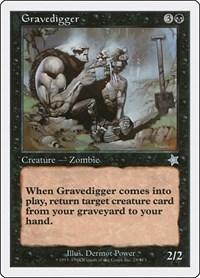 Gravedigger, Magic: The Gathering, Starter 1999