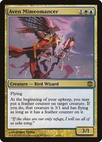 Aven Mimeomancer, Magic: The Gathering, Alara Reborn