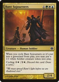 Bant Sojourners, Magic, Alara Reborn