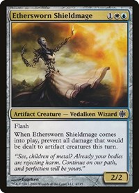 Ethersworn Shieldmage, Magic: The Gathering, Alara Reborn