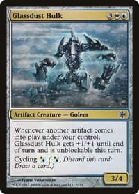 Glassdust Hulk, Magic: The Gathering, Alara Reborn