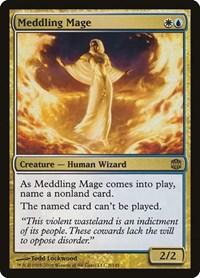 Meddling Mage, Magic: The Gathering, Alara Reborn