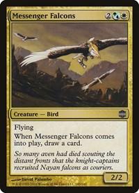 Messenger Falcons, Magic, Alara Reborn