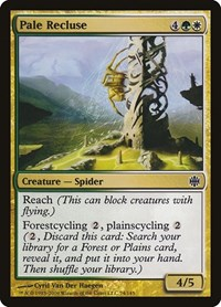 Pale Recluse, Magic: The Gathering, Alara Reborn