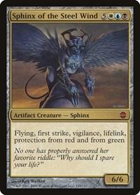 Sphinx of the Steel Wind, Magic: The Gathering, Alara Reborn