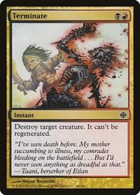 Terminate, Magic: The Gathering, Alara Reborn