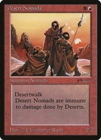 Desert Nomads, Magic: The Gathering, Arabian Nights