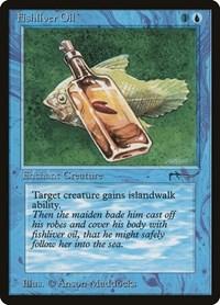 Fishliver Oil, Magic: The Gathering, Arabian Nights