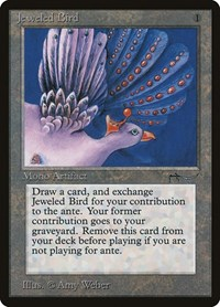 Jeweled Bird, Magic: The Gathering, Arabian Nights