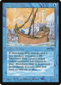 Merchant Ship, Magic: The Gathering, Arabian Nights