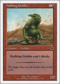 Hulking Goblin, Magic: The Gathering, Starter 1999