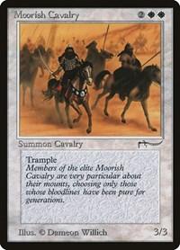 Moorish Cavalry, Magic: The Gathering, Arabian Nights
