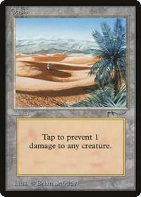 Oasis, Magic: The Gathering, Arabian Nights