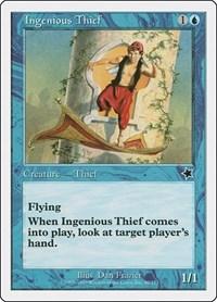 Ingenious Thief, Magic: The Gathering, Starter 1999