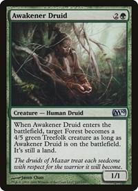Awakener Druid, Magic, Magic 2010 (M10)