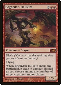 Bogardan Hellkite, Magic: The Gathering, Magic 2010 (M10)