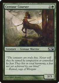 Centaur Courser, Magic: The Gathering, Magic 2010 (M10)