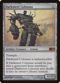 Darksteel Colossus (Foil)