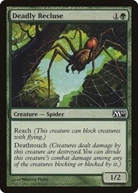 Deadly Recluse, Magic: The Gathering, Magic 2010 (M10)