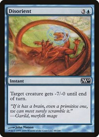 Disorient, Magic: The Gathering, Magic 2010 (M10)
