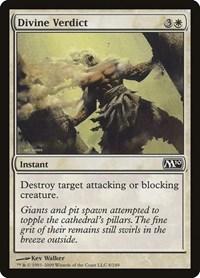 Divine Verdict, Magic: The Gathering, Magic 2010 (M10)