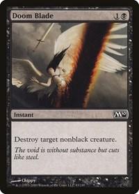 Doom Blade, Magic: The Gathering, Magic 2010 (M10)