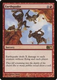 Earthquake, Magic: The Gathering, Magic 2010 (M10)