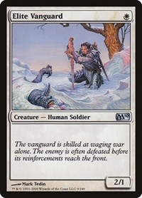 Elite Vanguard, Magic: The Gathering, Magic 2010 (M10)