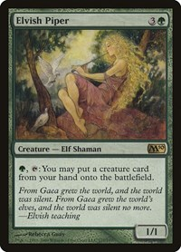 Elvish Piper, Magic: The Gathering, Magic 2010 (M10)