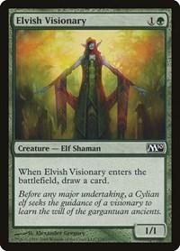 Elvish Visionary, Magic: The Gathering, Magic 2010 (M10)