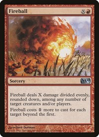 Fireball, Magic: The Gathering, Magic 2010 (M10)