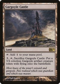 Gargoyle Castle, Magic, Magic 2010 (M10)