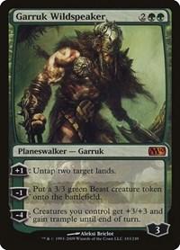 Garruk Wildspeaker, Magic, Magic 2010 (M10)
