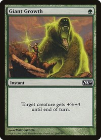 Giant Growth (Foil)
