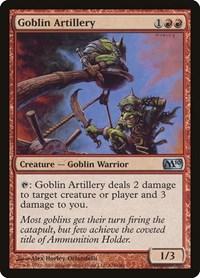 Goblin Artillery, Magic: The Gathering, Magic 2010 (M10)
