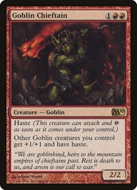 Goblin Chieftain (Foil)