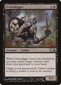 Gravedigger, Magic: The Gathering, Magic 2010 (M10)