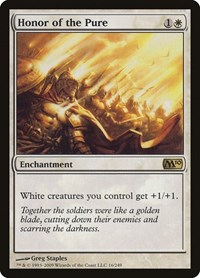 Honor of the Pure, Magic: The Gathering, Magic 2010 (M10)