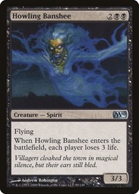 Howling Banshee, Magic: The Gathering, Magic 2010 (M10)