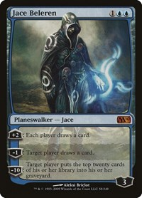 Jace Beleren, Magic: The Gathering, Magic 2010 (M10)