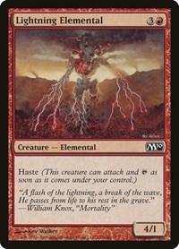 Lightning Elemental, Magic: The Gathering, Magic 2010 (M10)