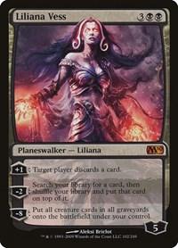 Liliana Vess, Magic: The Gathering, Magic 2010 (M10)