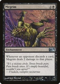 Megrim, Magic: The Gathering, Magic 2010 (M10)