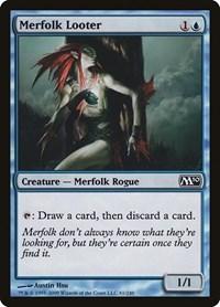 Merfolk Looter, Magic, Magic 2010 (M10)