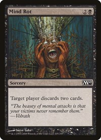 Mind Rot, Magic: The Gathering, Magic 2010 (M10)