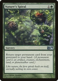 Nature's Spiral, Magic: The Gathering, Magic 2010 (M10)