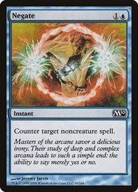 Negate, Magic: The Gathering, Magic 2010 (M10)