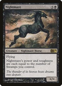 Nightmare, Magic, Magic 2010 (M10)
